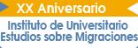 XX Aniversario Instituto Migraciones